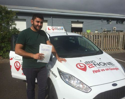 The best driving school in Honiton