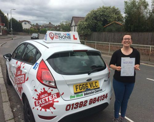Local Driving Lessons Honiton