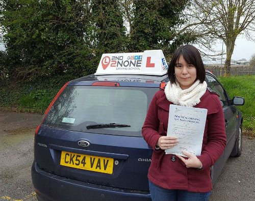 The best driving school in Tiverton