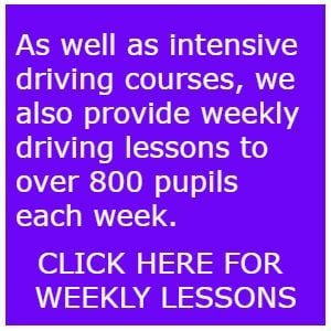 Intensive Driving Schools Oxford