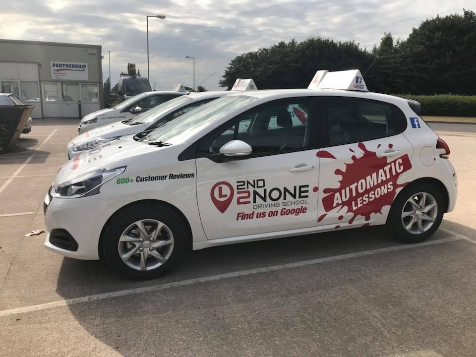 Automatic Driving Lessons Newport