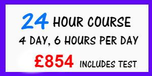 One week intensive driving courses Aberdeen