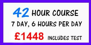 One week intensive driving courses Torquay