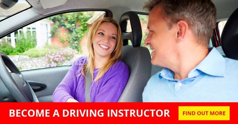Driving Instructor Training Sherborne