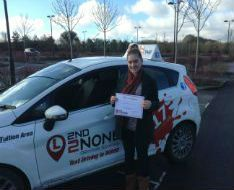 Under 17 driving lessons Cheddar