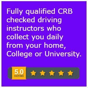 The best intensive driving school in Oxford