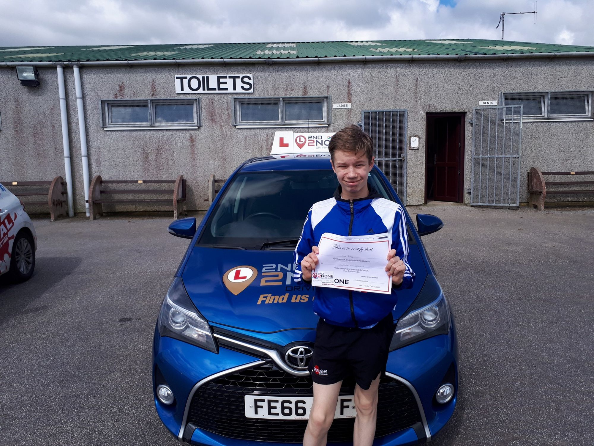 Under 17's Driving Lessons Helston
