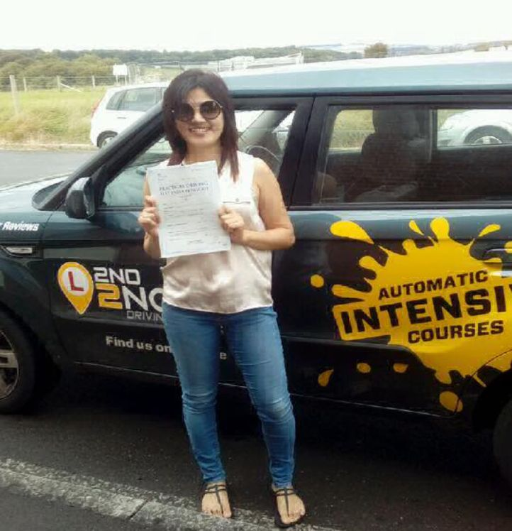 Intensive driving courses Midsomer Norton