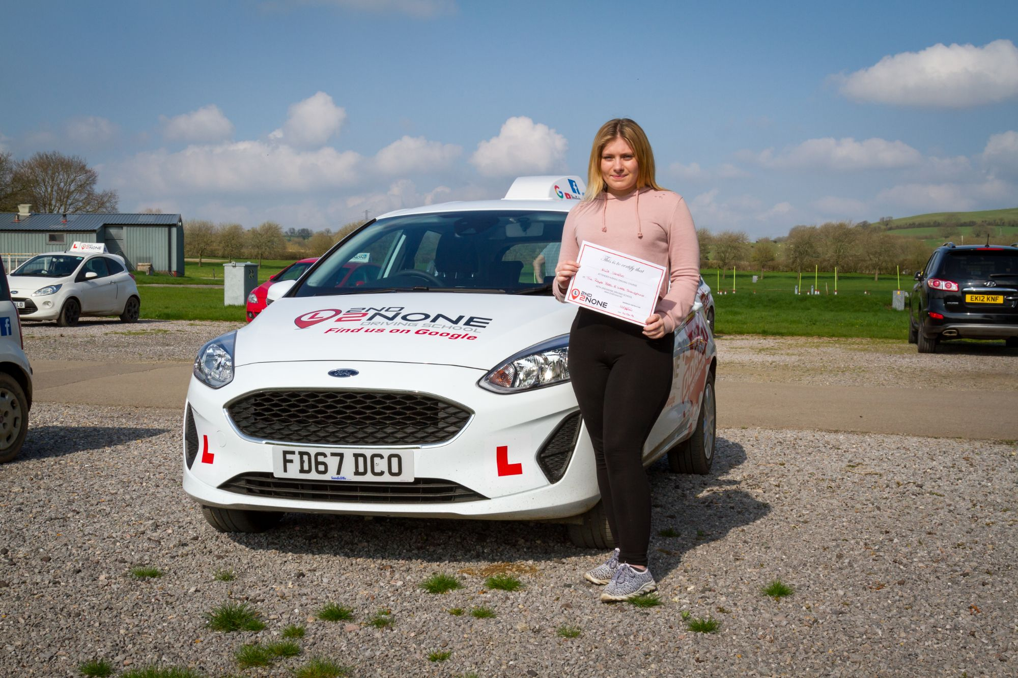 Under 17's Driving Lessons Fontmell Magna
