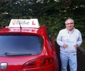 The best driving instructors in Wincanton