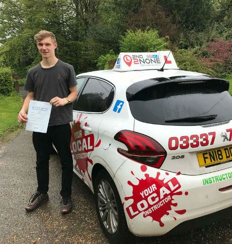 Driving Lessons Shillingstone