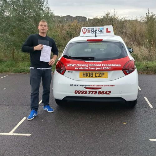 Driving Instructor Training in Newquay