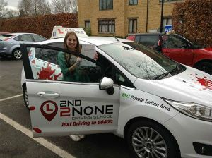 Female Driving Instructor Highbridge