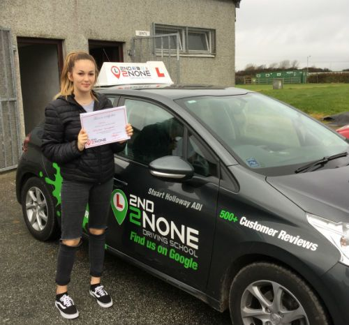 Under 17's Driving Lessons Stithians Showground Cornwall
