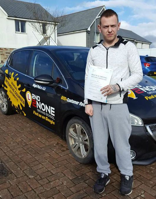 Driving Instructors in Newquay