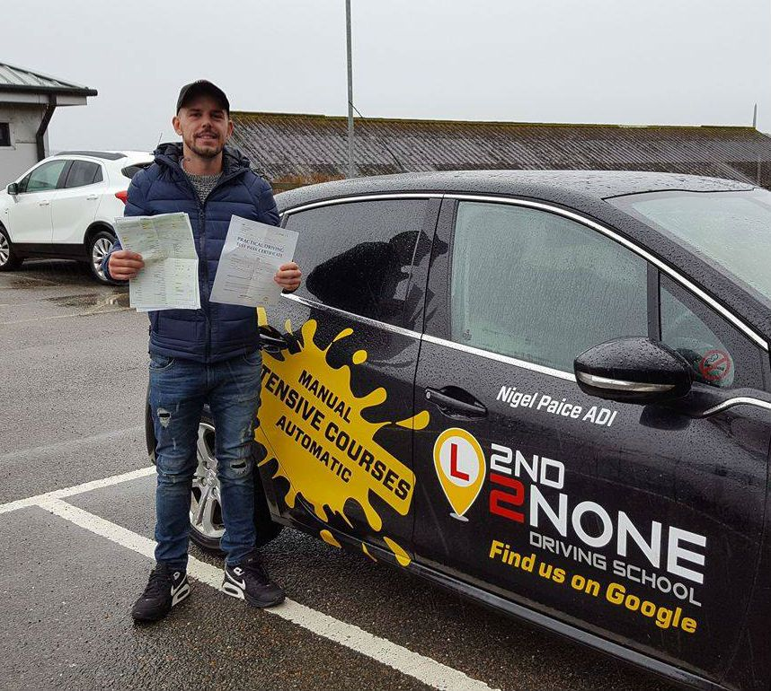 Intensive Driving Courses Penzance