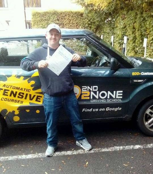 Automatic Driving Lessons Yate