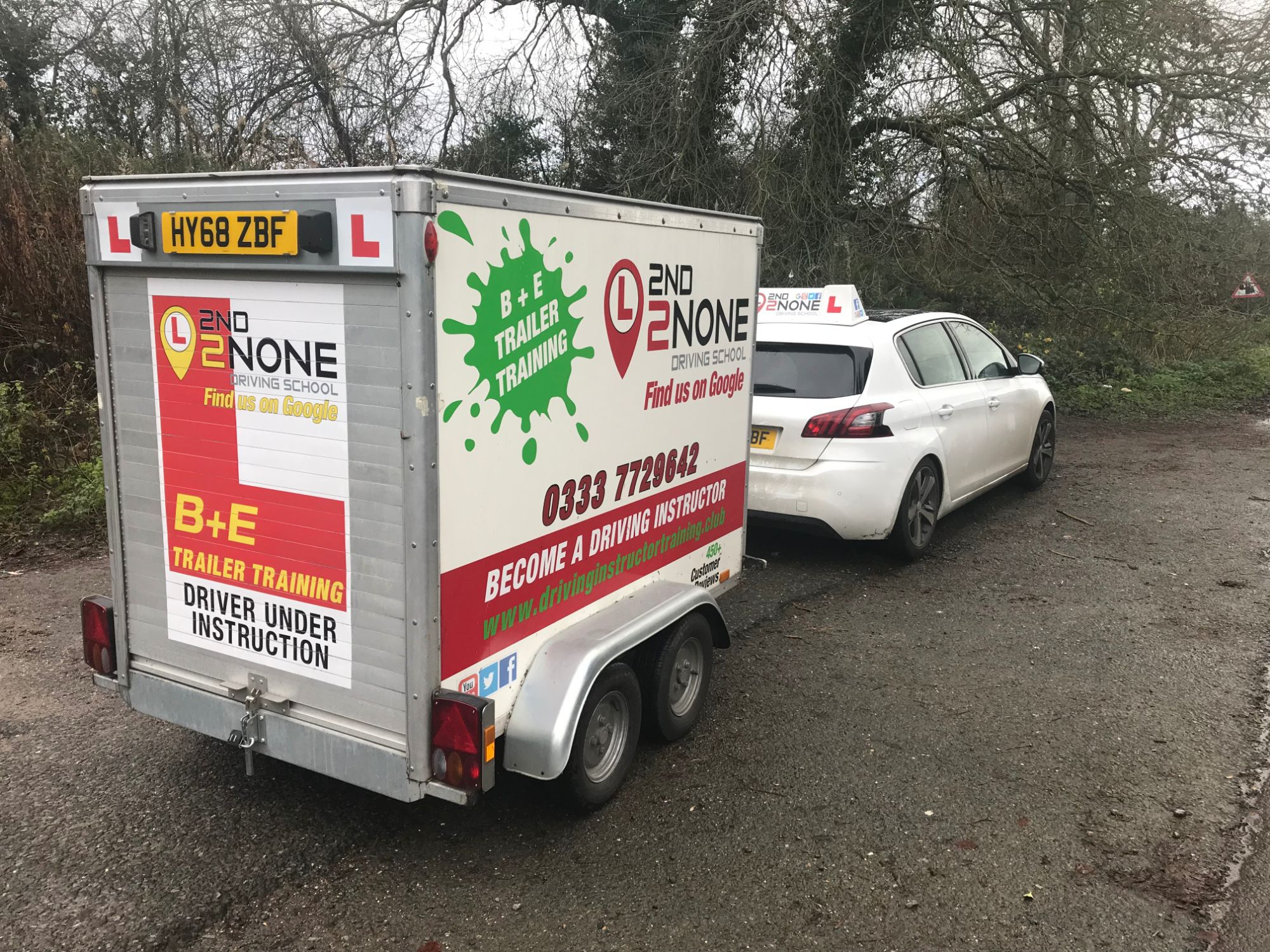 Towing Lessons Blandford Forum