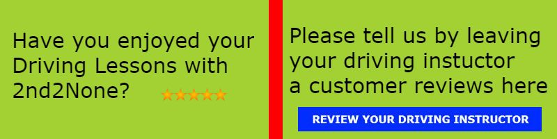 Leave your driving instructor a customer review