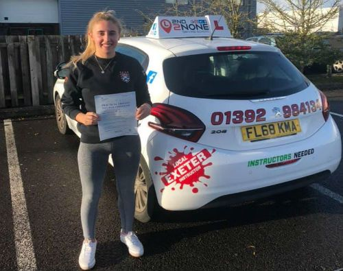 Driving Lessons Tiverton