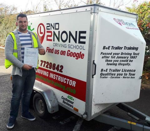 Trailer Training Blandford Forum