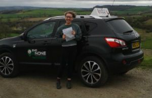 The best driving instructor in Sherborne