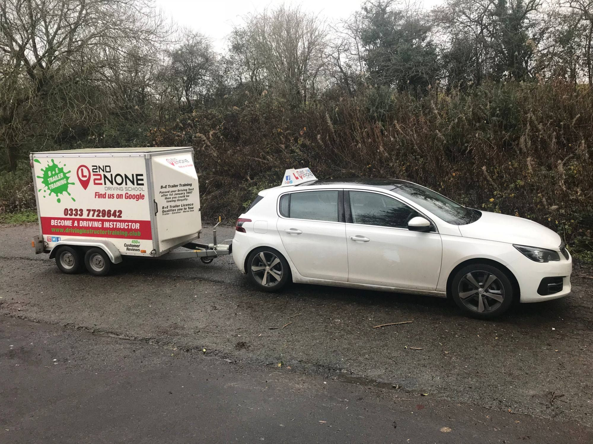 Car and Trailer Towing  Dorset