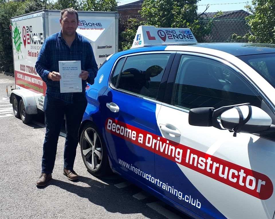 Become a driving instructor in Dorset