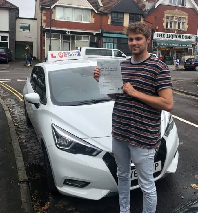The best driving instructor in Bristol