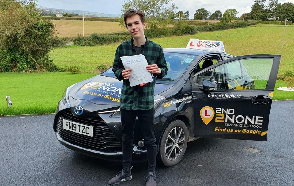 Automatic Driving Lessons Tedburn St Mary