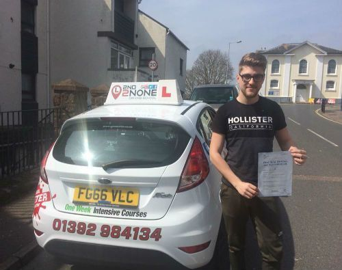 Driving Lessons Tedburn St Mary