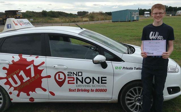 Under 17's Driving Lessons Henstridge Airfield Dorset