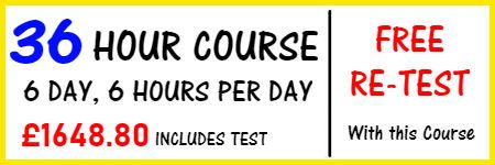 Automatic Intensive Driving Courses Yate