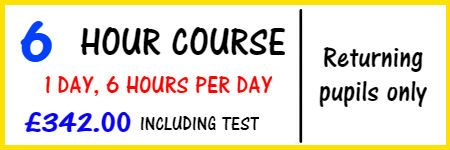 Automatic Intensive Driving Courses Dorchester