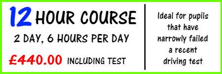 Intensive Driving Schools Corby