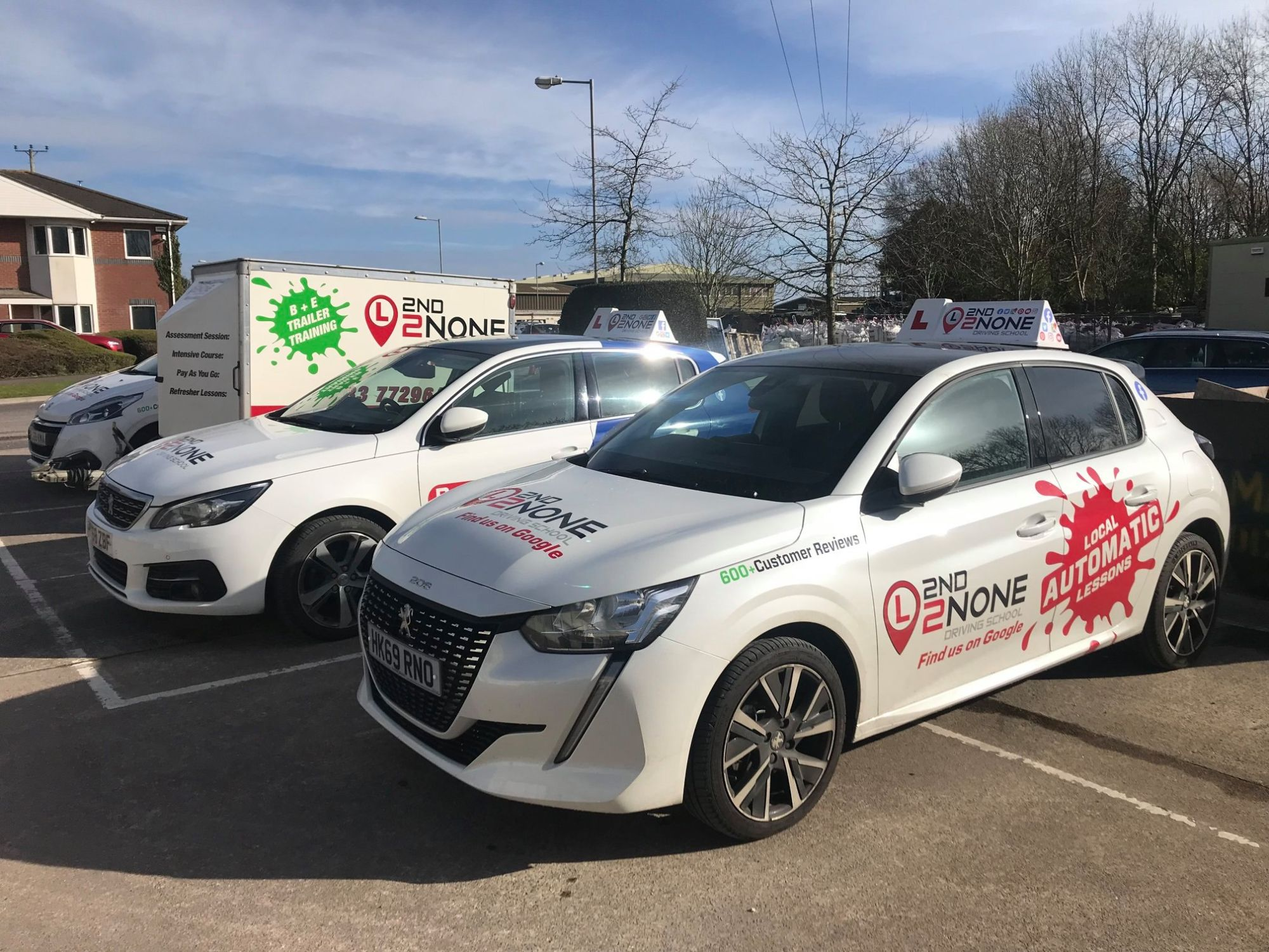 Automatic Driving Lessons Burnham-on-sea