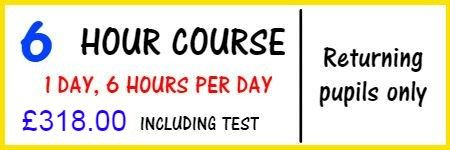 Automatic Intensive Driving Courses Bath