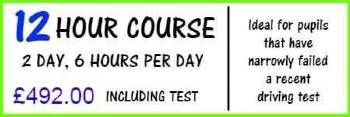 Warminster Intensive Driving Courses