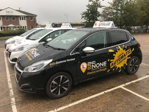 Automatic Driving Lessons Dorset
