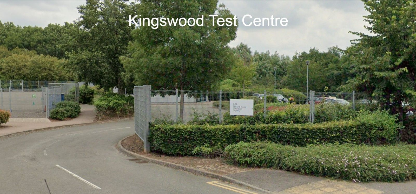Kingswwod Driving Test Centre