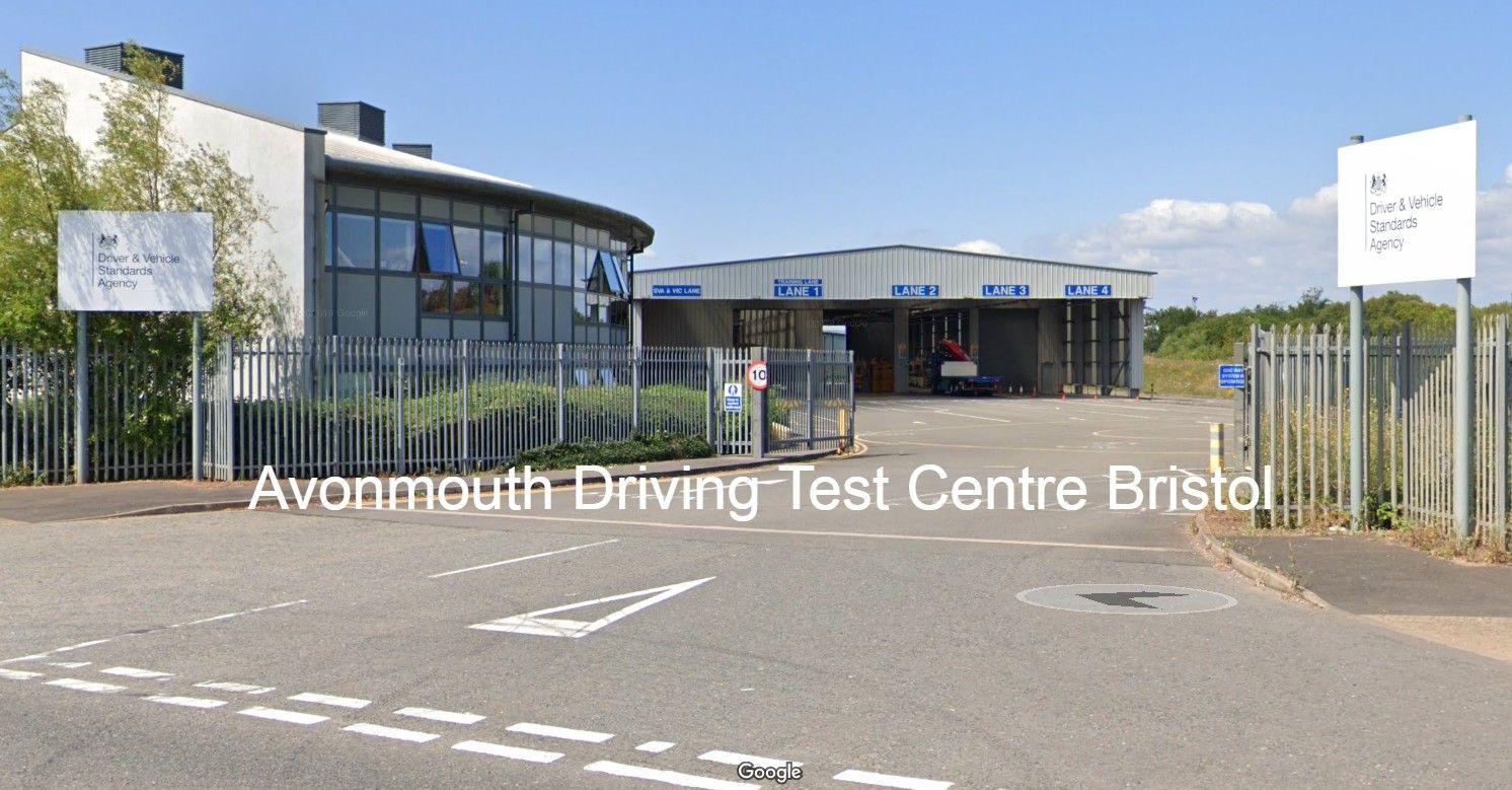 Avonmouth Driving Test Centre Bristol