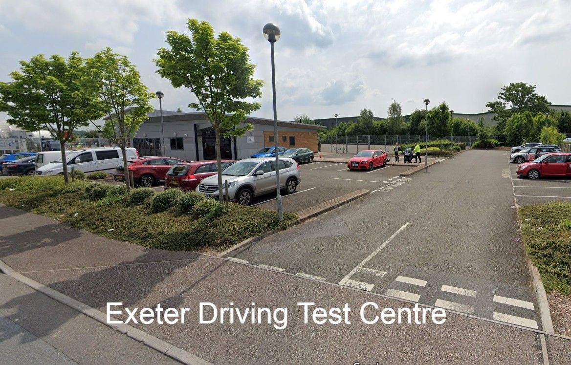Exeter Driving Test Centre