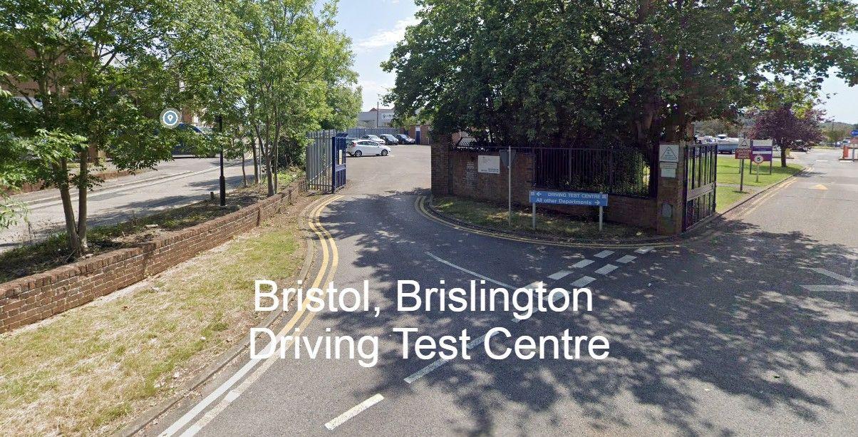 Bristol Brislington Driving Test Centre