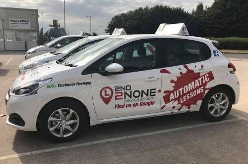 Local Automatic Driving Instructors