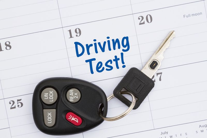 Driving Test Centre Guide