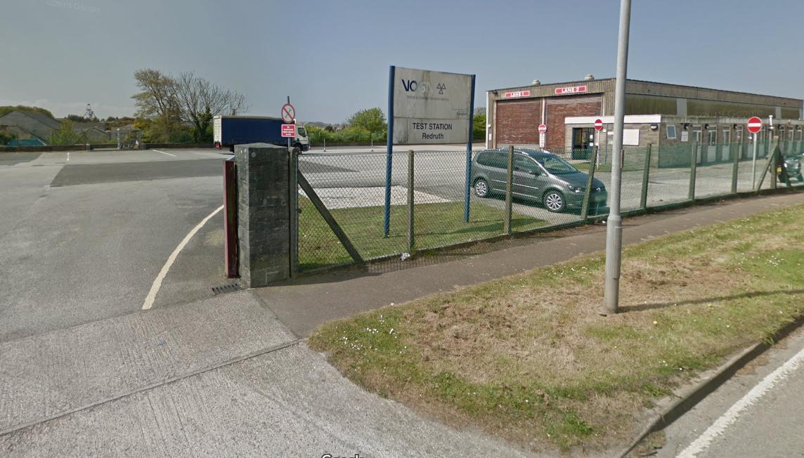 Camborne Driving Test Centre