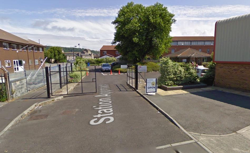 Weston-super-mare driving test centre