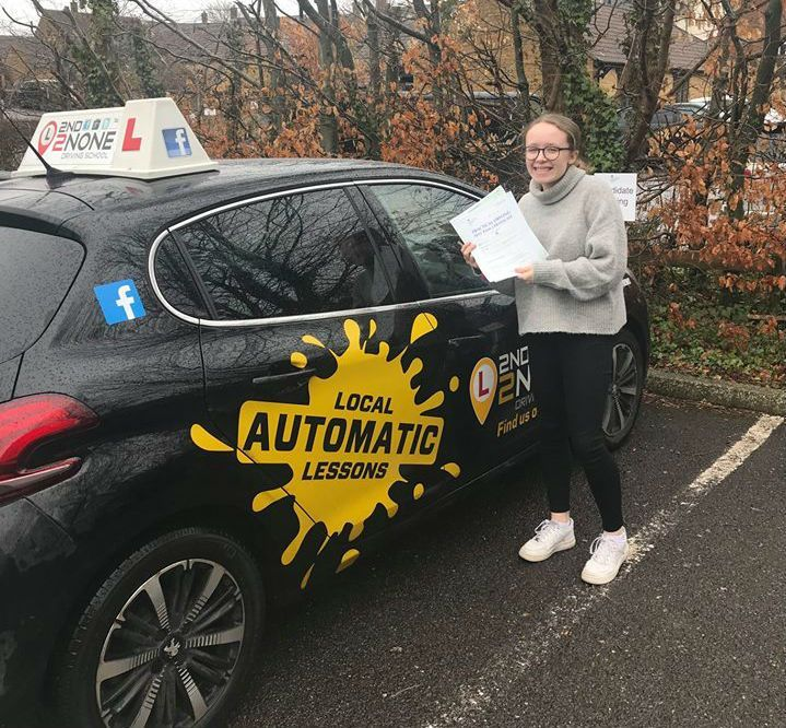 automatic driving lessons near me