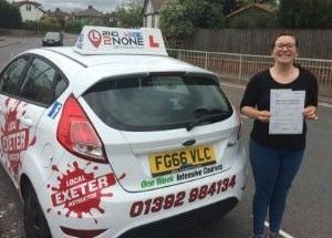 The best driving school in Exeter