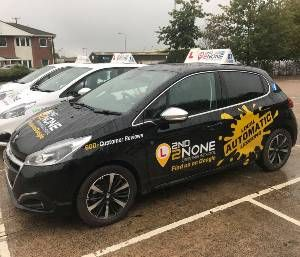 Automatic Driving Lessons Poole